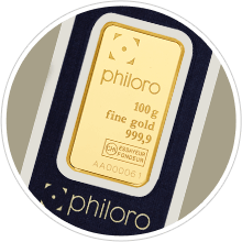 philoro gold bars