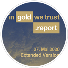 In Gold We Trust Report 2020