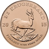 Gold Investment .02 Oz Gold Krugerrand Gift For Him Gold Krugerrand Small Gold Coin 150th Oz Gold 150th Oz Gold Investment
