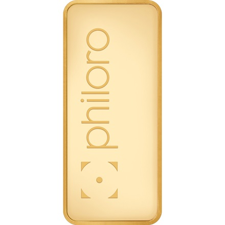 Gold bar 500g - philoro