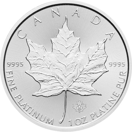 Platin Maple Leaf 1/1